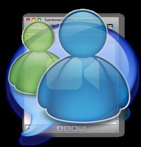 Como agregar tu cuenta de MSN (Hotmail) a iChat