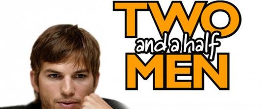 Ashton Kutcher se une al elenco de Two and a Half Man - Ashton-Kutcher-y-Two-and-a-Half-Man-635x265