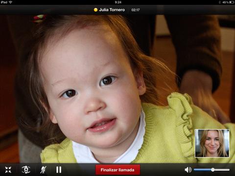 Yahoo! Messenger para iOS se actualiza y trae las videollamadas al iPad 2 - Captura-de-pantalla-del-iPad-2