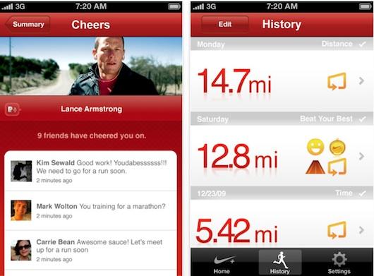 Nike+ cumple 5 años y para celebrar pone gratis Nike+ GPS para iPhone por tiempo limitado - Nike+-GPS-for-iPhone