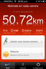 Reseña: Nike+ GPS para iPhone  - Nike+-GPS2