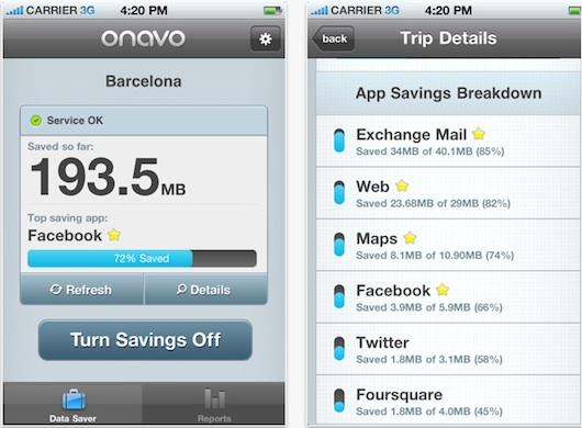 Reduce el consumo de tu plan de datos con Onavo para iPhone - Onavo-for-iphone