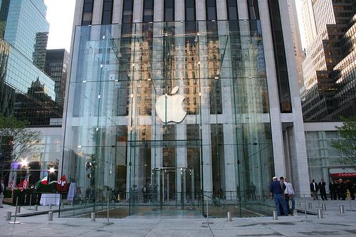 Nuevo diseño y concepto de las Apple Store están a la vuelta de la esquina - apple_store_fifth_avenue