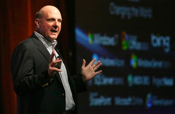 Steve Ballmer declara que Windows 8 saldrá en el 2012 - ballmer-2010-11-29