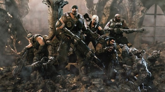 Gears of War 3: World Premiere Trailer