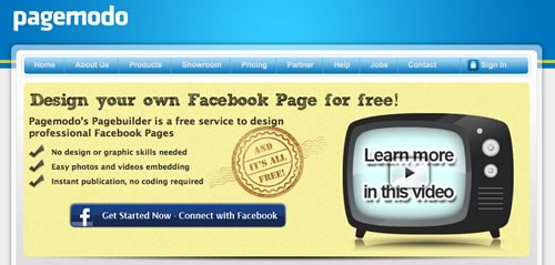 Hacer una página de bienvenida en Facebook fácilmente con Pagemodo  - pagina-bienvenida-facebook