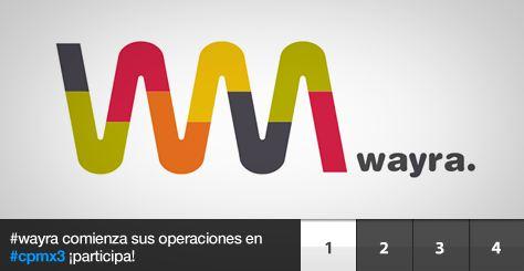 Wayra México 2011, financiamiento de proyectos tecnológicos - wayra-mexico-2011