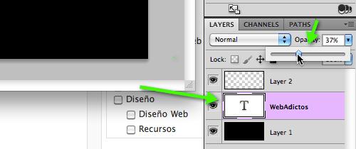 Como hacer un efecto de reflejo de un texto en Photoshop - 2011-06-12_18-03-59