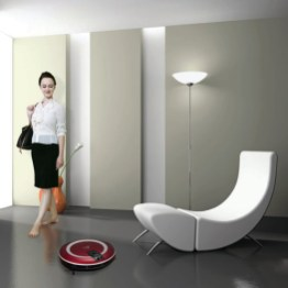 LG HOM-BOT, una aspiradora robot para tu hogar - LG-Hom-Bot04lr