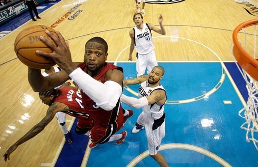 Final NBA en vivo, 4to partido - Miami-Heat-vs-Dallas-Mavericks