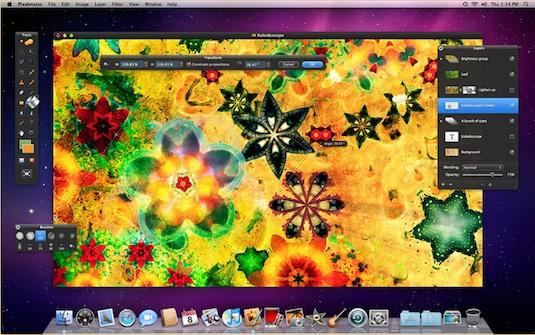 Pixelmator 2 para Mac, primeros vistazos - Pixelmator-2.0-for-mac