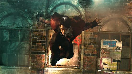 [E3 2011] Capcom presenta el primer trailer in-game de Devil May Cry 5  - devil-may-cry-5-trailer