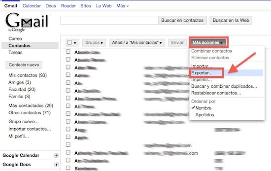 Como exportar los contactos de Gmail a otros formatos para su respaldo - exportar-contactos-de-gmail-2