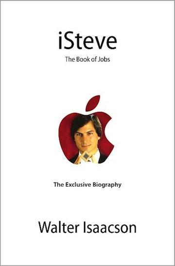 """Comienza """"pre-venta"""" en Amazon de la Biografía autorizada de Steve Jobs - iSteve_Walter_Isaacson_cover"""