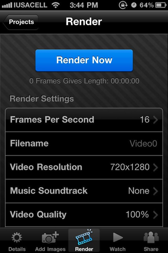TimeLapse, qué es y como hacer un video con esta técnica utilizando iTimeLapse Pro para iPhone - itimelapse-2