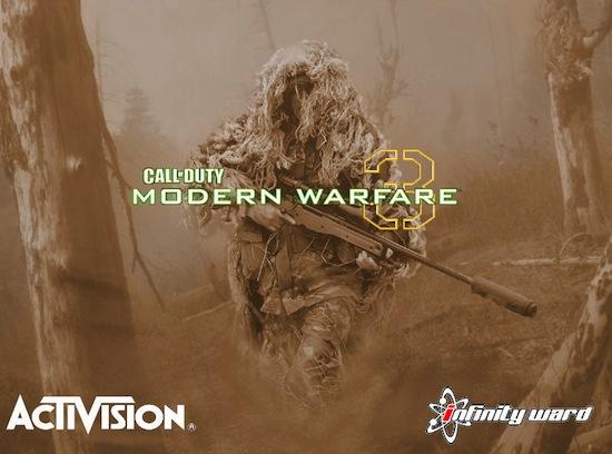 [E3 2011] Activision presenta espectacular demo de Call Of Duty: Modern Warfare 3 - modern-warfare-3-announcement-poster-2