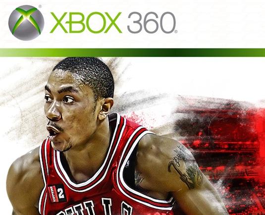 Trailer de NBA 2k12 - nba-2k12-rose-cover