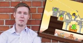 El futuro de Angry Birds en el Nokia Talk Buenos Aires - niklas-hed-angry-birds