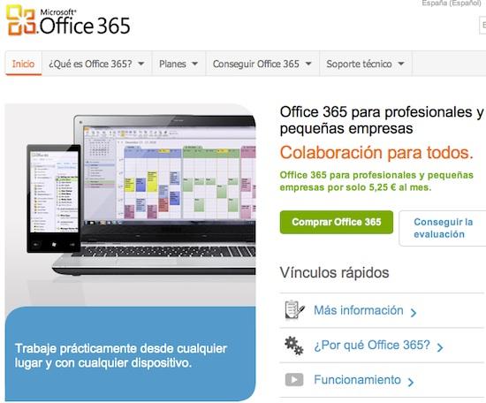 Office 365 es presentado por Microsoft oficialmente - office-365