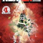 Jordan, Bird y Magic en la portada de NBA 2K12 - Bird-Cover
