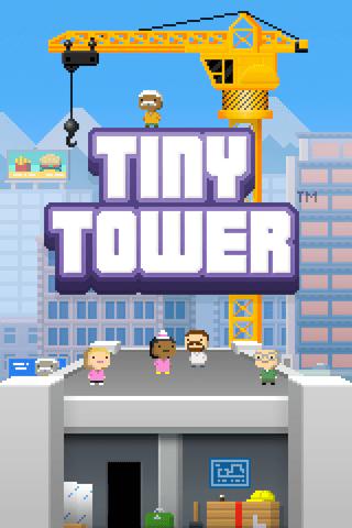 Tiny Tower, la nueva adicción de la App Store