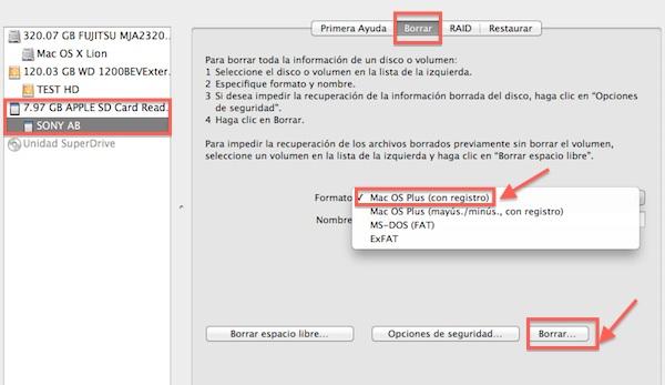 Cómo instalar Mac OS X 10.7 Lion desde un USB, DVD o SD - Instalar-Lion-en-uns-usb-o-sd