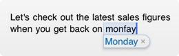 features text autocorrection Como desactivar la auto corrección en Mac OS X Lion