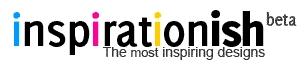 Inspirate viendo trabajos de diseños en Inspirationish.com - inspirationish-logo