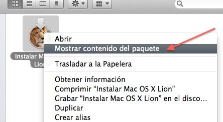 Cómo instalar Mac OS X 10.7 Lion desde un USB, DVD o SD  - instalar-mac-os-x-en-un-sd-o-usb