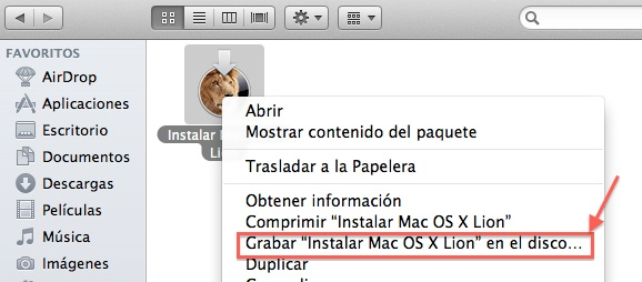 Cómo instalar Mac OS X 10.7 Lion desde un USB, DVD o SD  - instalar-mac-os-x-lion-en-sd-dvd-o-usb