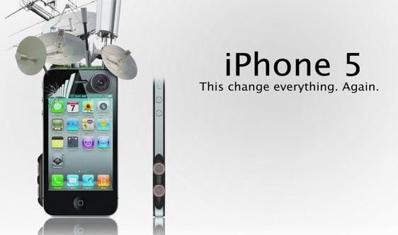 iphone 5 Podríamos tener un iPhone 5 en Septiembre? [Rumor]