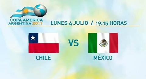 México vs Chile en vivo, Copa América 2011 - mexico-chile-en-vivo-copa-america-2011