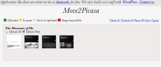 Como copiar nuestras fotos de Facebook a Google+ con Move2Picasa - move2picasa5