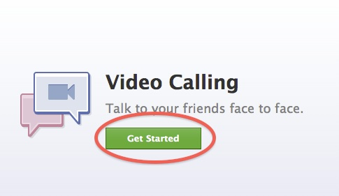 videollamada en facebook1 Facebook incluye las videollamadas en el Chat, te decimos como activarlas