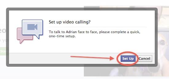 videollamdas en facebook 4 Facebook incluye las videollamadas en el Chat, te decimos como activarlas