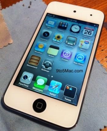 Podríamos tener iPod Touch Blanco en unos meses - whiteipodtouch-e1311929918224