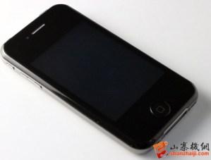 Dan a conocer supuestas imágenes del iPhone 5