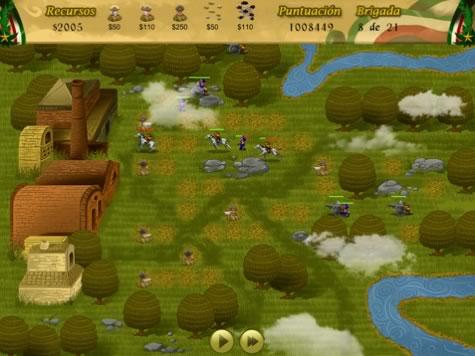 La Historia de México en apps para iPhone y iPad - bicentenario-juego