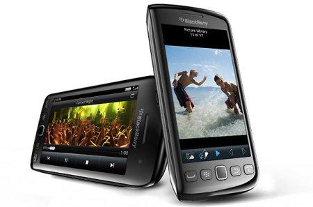 Nuevos modelos de BlackBerry con OS 7