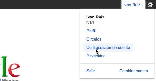 Cómo ligar tus cuentas de correo a tu cuenta de Google - correos-cuenta-google-2