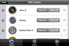 Hipstamatic, todo un estuche de fotografía en tu iPhone [Reseña] - lentes-hipstamatic