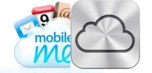 Usuarios de MobileMe tendrán mas espacio con la llegada de iCloud