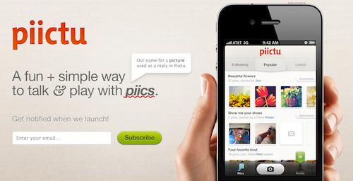 piictu review Piictu para iPhone, lleva una conversación usando imágenes