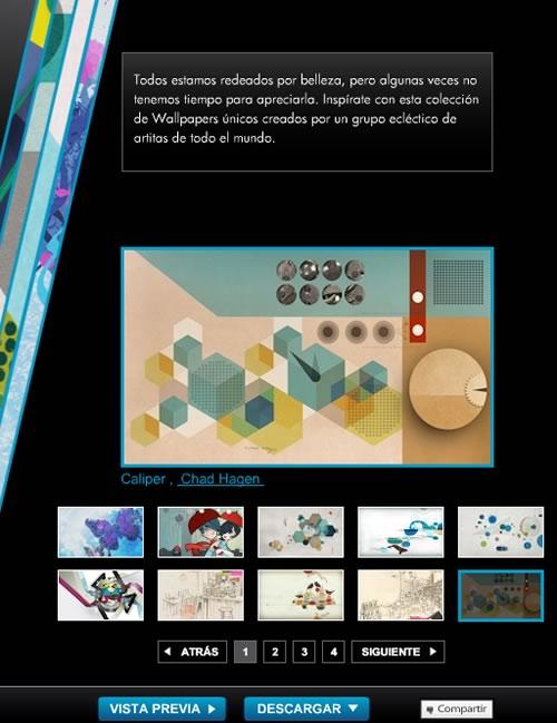 Wallpapers para tu computadora por HP México - wallpapers-hp