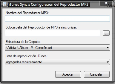 iTunes Sync, sincroniza iTunes sin que tengas iPod - 03