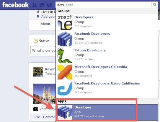Como activar timeline en facebook1 Como activar el nuevo Timeline de Facebook
