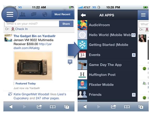 Se filtran las primeras imágenes del Project Spartan en HTML5 de Facebook - Facebook-project-spartan1