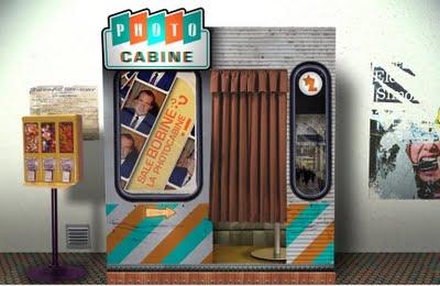 Photocabine, cabina de fotos del recuerdo - Photocabine