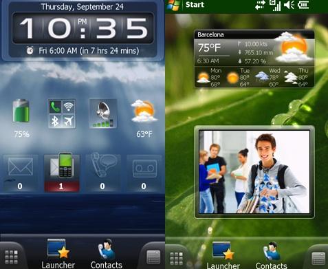 Spb Mobile Shell Cambia la apariencia de tu Symbian S60V5 con Spb Mobile Shell