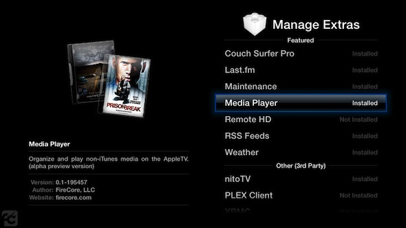 atv Flash 1 aTV Flash, el complemento perfecto para tu Apple TV